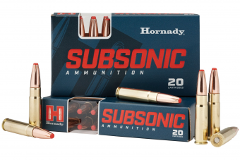 Buy Hornady Subsonic Ammunition 300 Blackout 190 Grain Sub-X FTX 500 rounds online at Meritammoshop. Order 300 AAC Blackout Ammo in Stock.