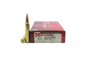 Buy Hornady Superformance .300 Winchester Magnum 165 Grain Gilding Metal eXpanding Centerfire Rifle Ammunition 500 Rounds online. 300 Win Mag Ammo for sale